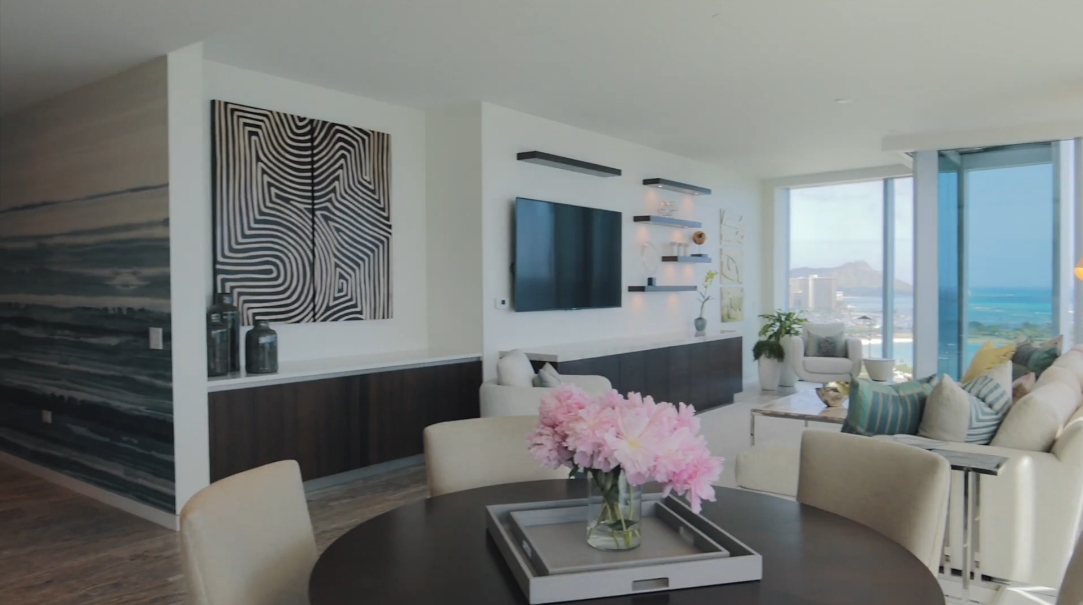 30 Interior Design Photos vs. 1118 Ala Moana Blvd #2300, Honolulu, HI Luxury Condo Tour