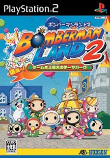 Bomberman Land 2 - PS2