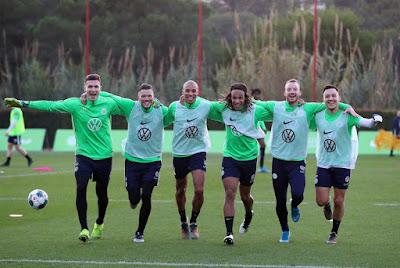 Wolfsburg Kembali Jalani Latihan