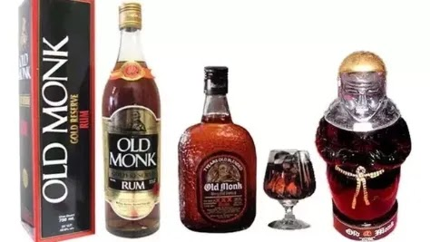 Story of The OLD MONK, probably everyone's first drink - YP Buzz