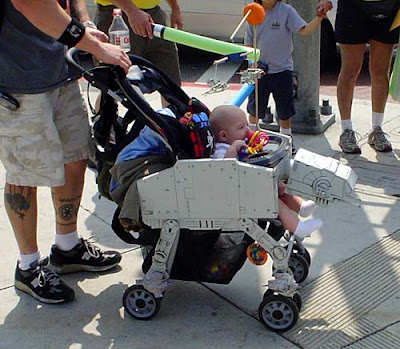Creative Baby Strollers and Cool Baby Stroller Designs (11) 20
