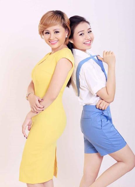 2 mẹ con siêu sexy được Trấn Thành 'yêu' nhất showbiz Việt