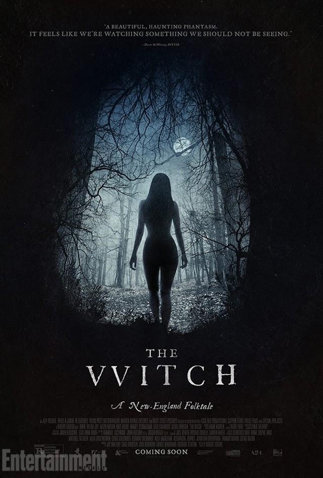 The Witch (Film 2015) Vrajitoarea