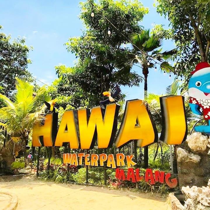 Harga Tiket dan Lokasi Hawai Waterpark Malang