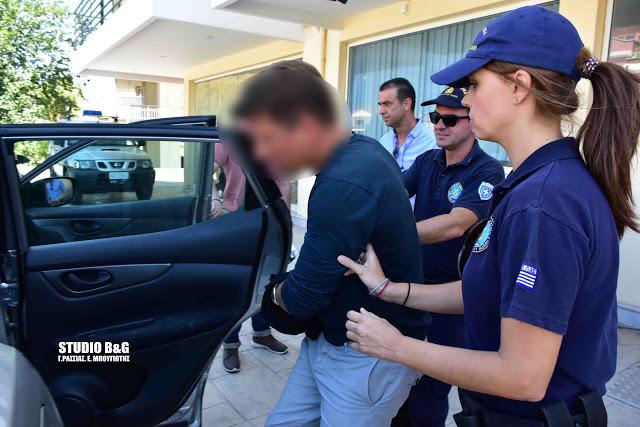 Απολογείται ο 44χρονος Γάλλος χειριστής του ταχυπλοου στην Ερμιονίδα