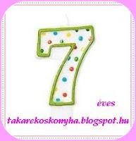 7 éves a blogom !