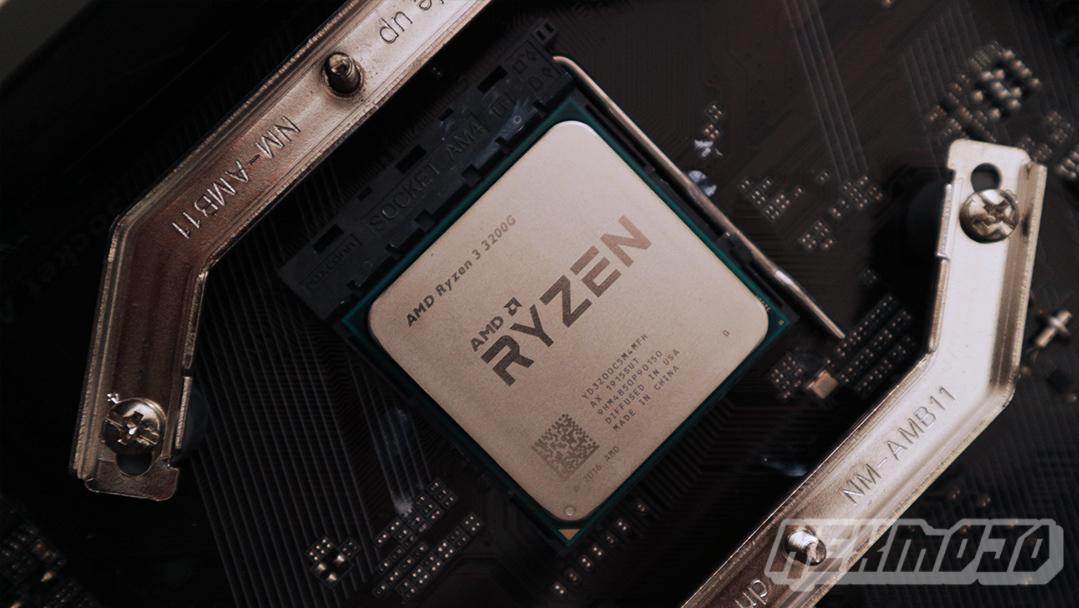 Amd Ryzen 3 3200g Vega 8 Review Hexmojo