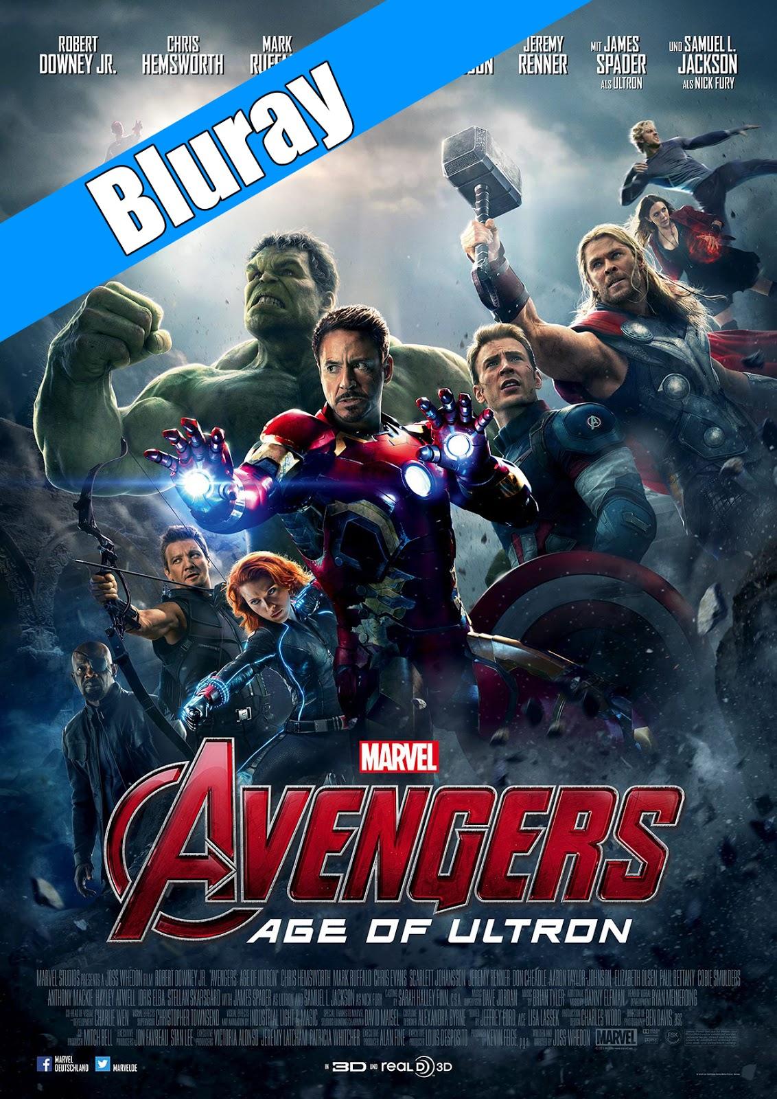 The Avengers 2 Stream