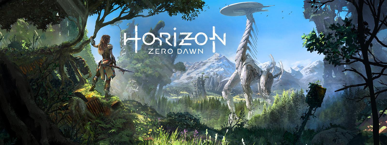 Ya puedes precargar Horizon: Zero Dawn y ocupará 40 GB