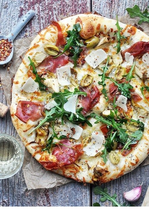 The Easiest Pizza You'll Ever Make
