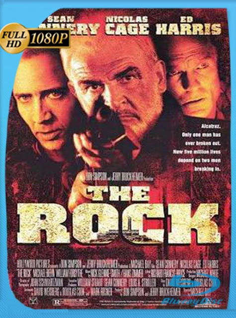 La Roca (The Rock) (1996) HD [1080p] Latino [GoogleDrive] SilvestreHD