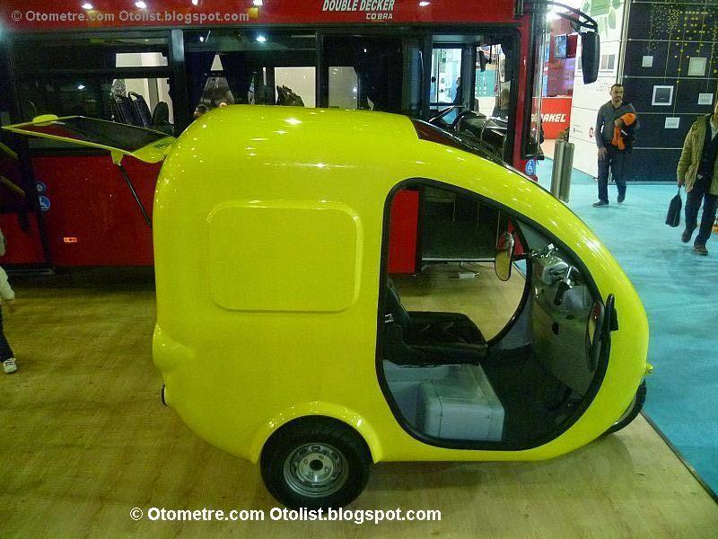 Bursa'dan yerli bir elektrikli araç  geliyor..
