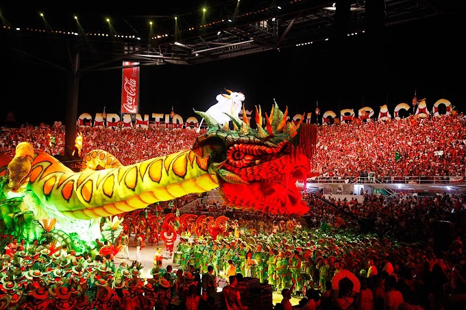 TCE manda suspender Festival de Parintins marcado para novembro