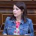 """Adriana Lastra: """"Las palabras de Ayuso y sus socios de la ultraderecha son un peligro para la salud pública y la democracia"""""""