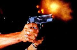 Motorista dispara várias vezes em direção de homem