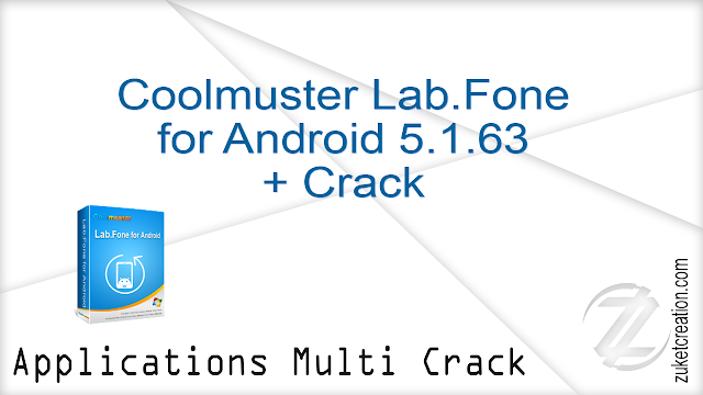 Coolmuster Lab.Fone for Android 5.1.63 + Crack