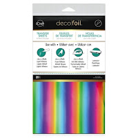 Therm O Web RAINBOW VALUE PACK Deco Foil
