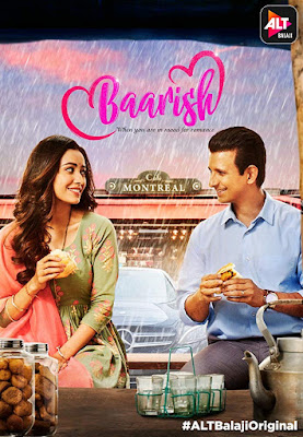 Baarish (2019) S01 Complete [EP 01-20] Hindi 720p Web-DL 3.75GB