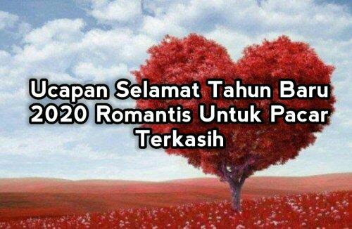 Ucapan Selamat Tahun Baru 2021 Romantis Untuk Pacar Terkasih
