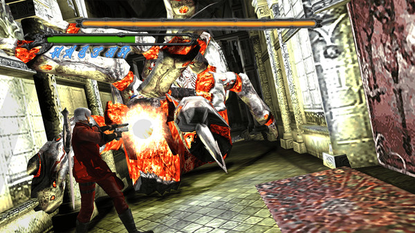 Devil May Cry HD Collection Free Download Screenshot 2