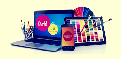 tendinte design site web