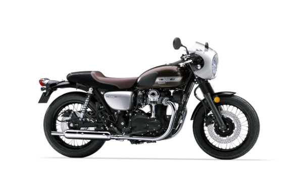 Spesifikasi Kawasaki W800 Café