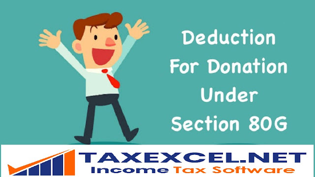 Income Tax Section 80 G