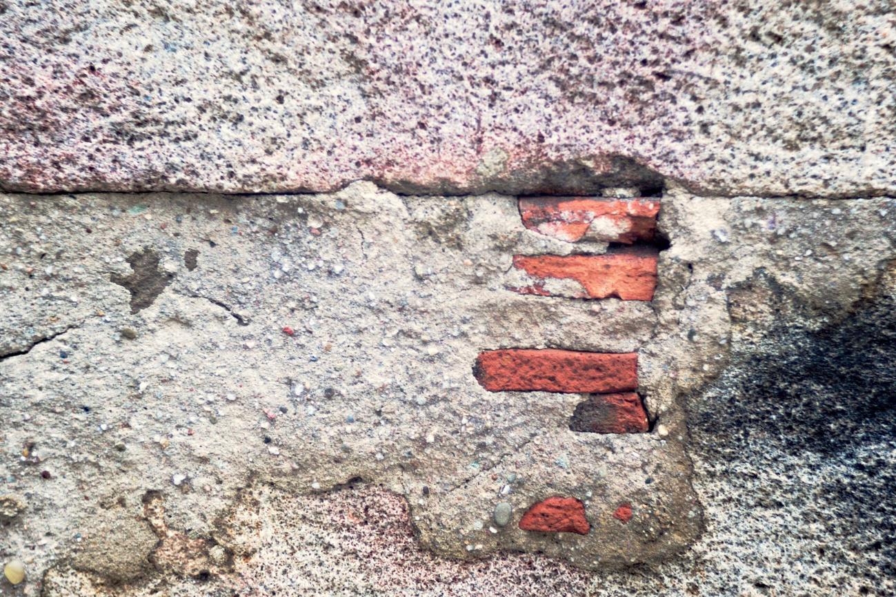 Fassaden&Mauern #5 — Resteverwertung