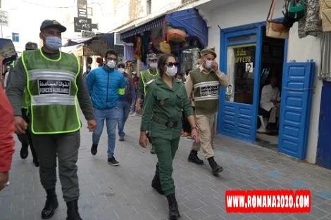 أخبار المغرب: استنفار شامل في العاصمة الاقتصادية لتطويق بؤر وبائية عائلية