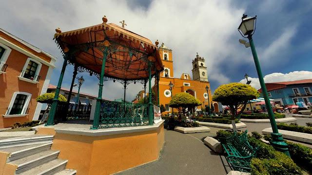 Visita Real del Monte, Hidalgo