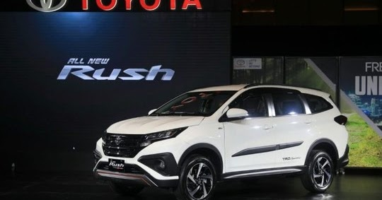 All New Camry Harga Grand Avanza 2017 Modifikasi Mobil Toyota Rush Baru Tahun 2018 | Nasmoco Semarang ...