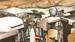 Khó khăn nghiêm ngặt đến mức nào để vào được hầm chứa tên lửa hạt nhân? Tại sao?