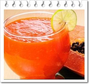 Resep jus pepaya paling sehat dan manfaatnya