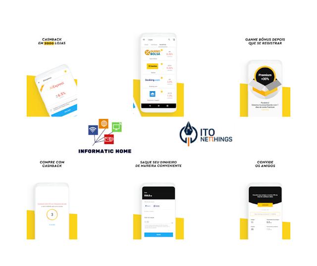 LetyShops — Faça as suas compras online através de cashback!!!