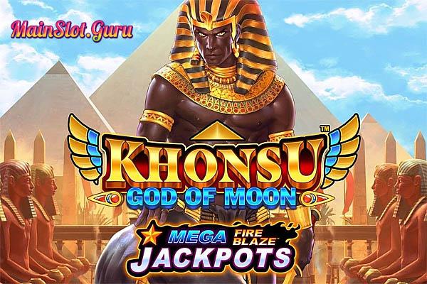 Main Gratis Slot Demo Khonsu God Of Moon Mega Fire Blaze Jackpots Playtech