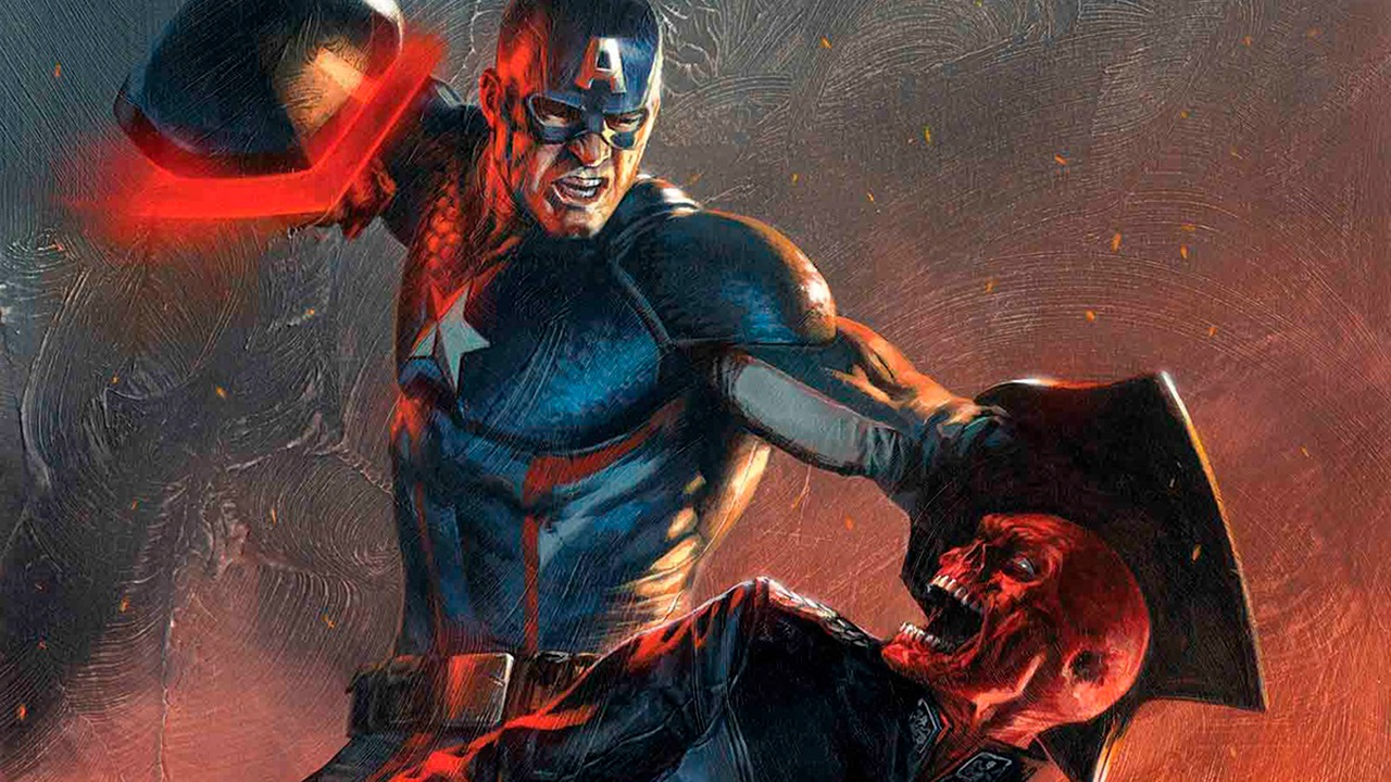 Marvel: Red Skull Ross Marquand has a movie project to meet Captain America