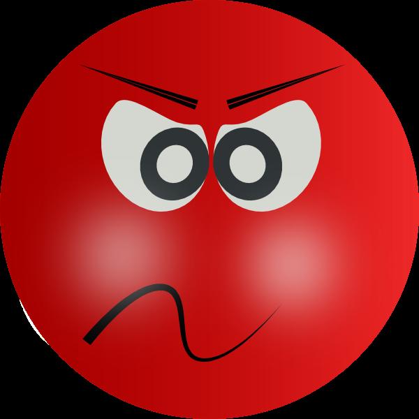 angry symbol emoticon - photo #8