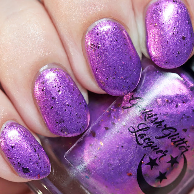 Geekish Glitter Lacquer End of the World