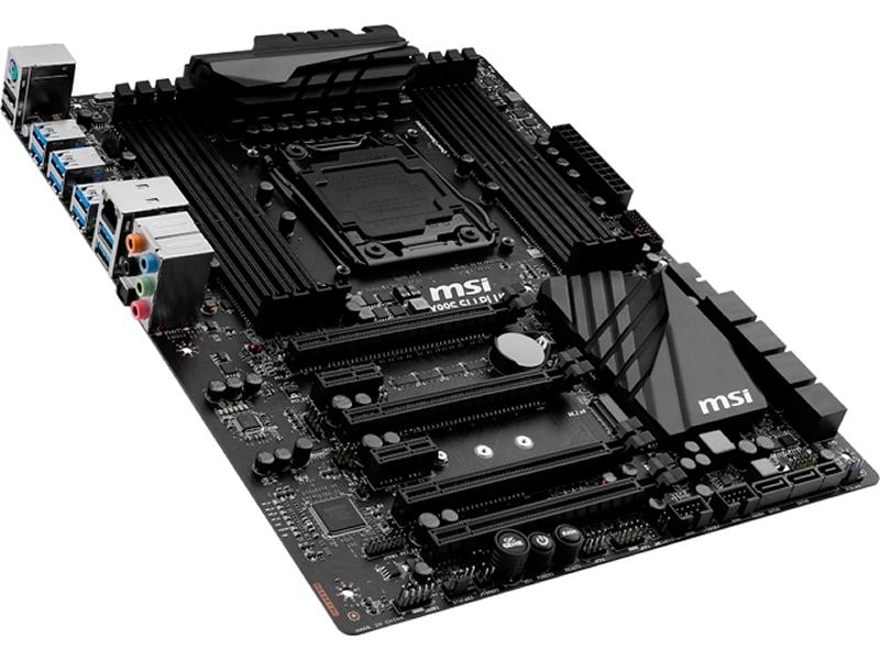 MSI X99S SLI PLUS Desktop Motherboard Chipset Driver for
