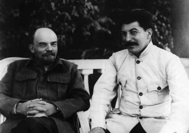 Joseph Stalin Aslinya Tidak Segagah Penampilannya