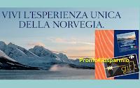 """Con Carrefour """"Vivi l'esperienza unica della Norvegia"""" : vinci ogni giorno 5 buoni spesa da 100 euro e non solo"""