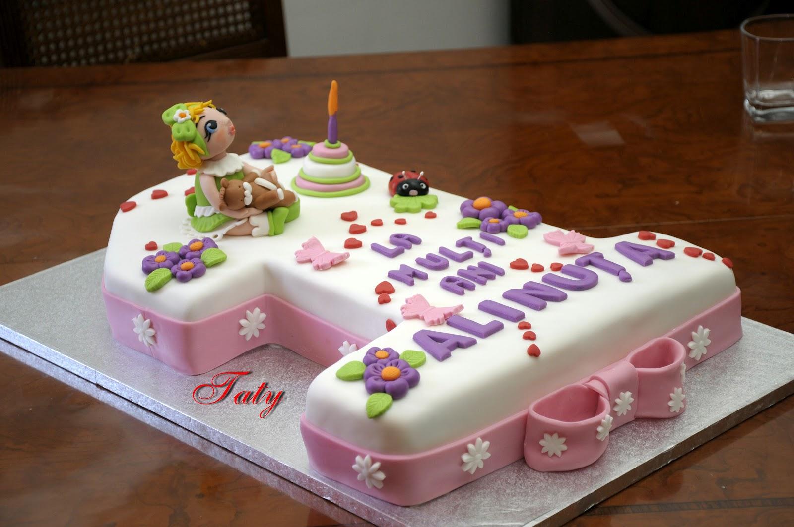 Torte Compleanno 1 Anno Con Panna