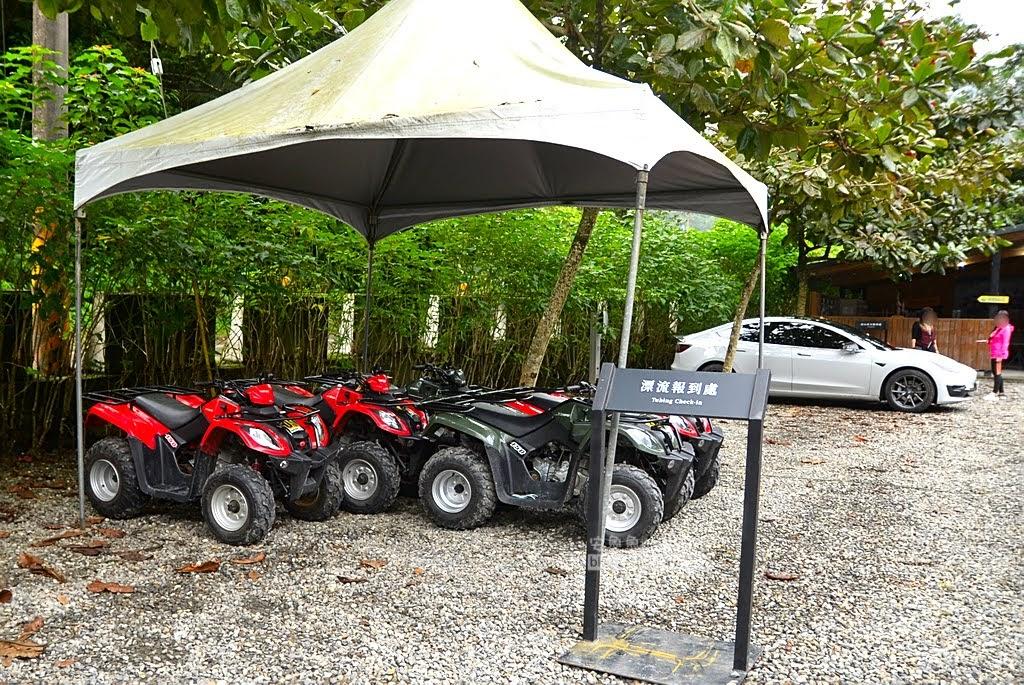 【宜蘭ATV沙灘車心得】那山那谷全地形車體驗|自在奔馳南澳溪谷
