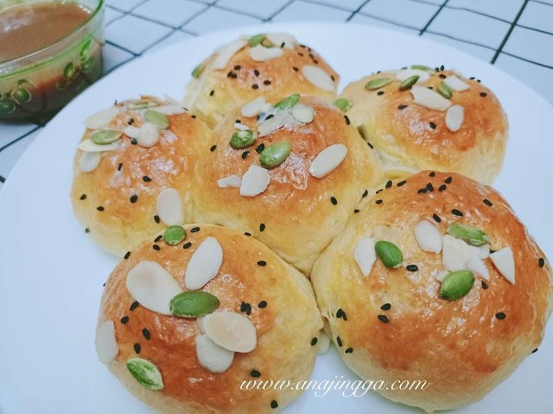 Resepi roti sarang lebah guna breadmaker