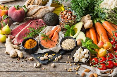 makanan baik untuk kesehatan