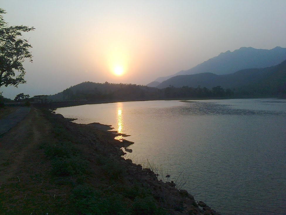 Topchanchi Lake in Dhanbad district of Jharkhand