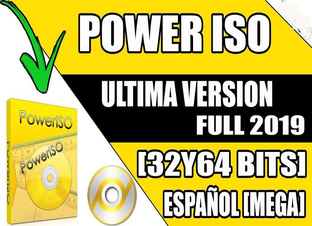 PowerISO 74 espa25C325B1ol -