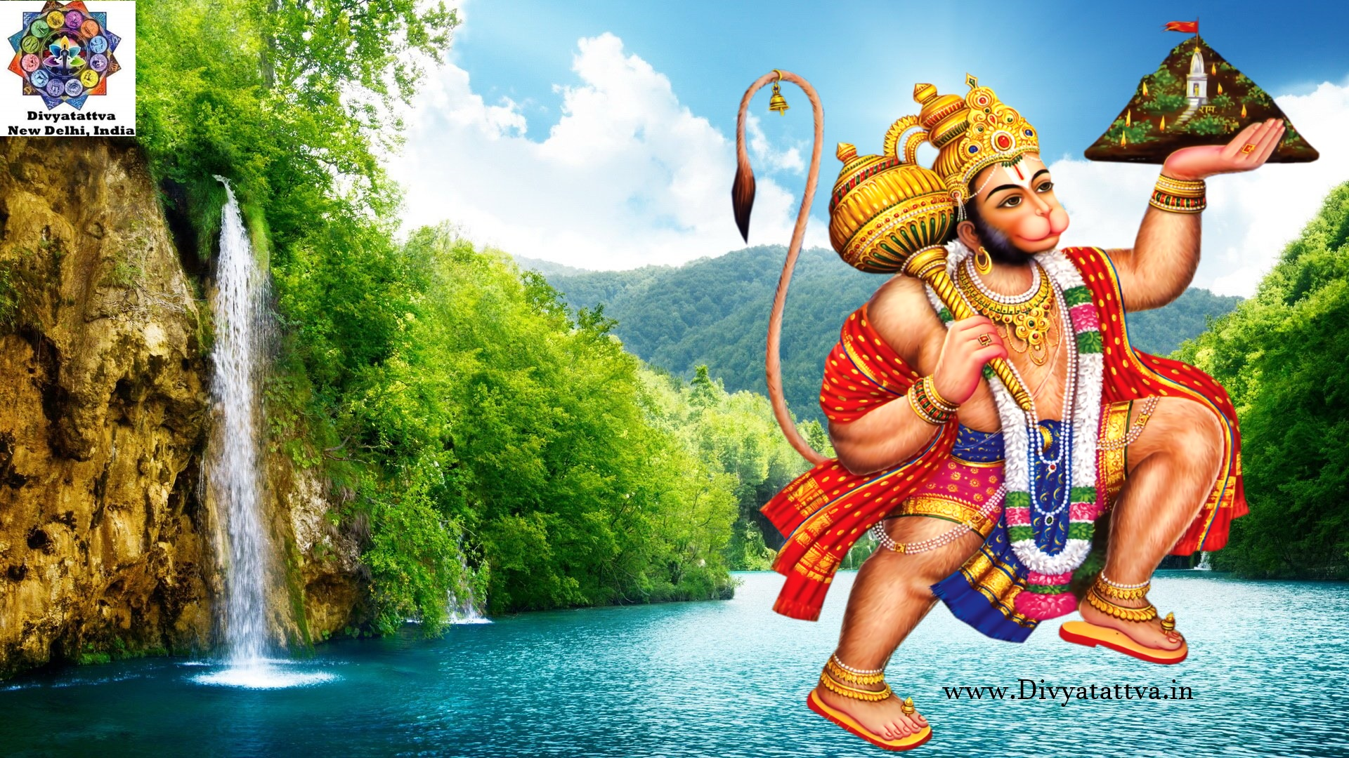 3d Wallpapers Pictures Of Lord Hanuman With 4k Full Hd Download