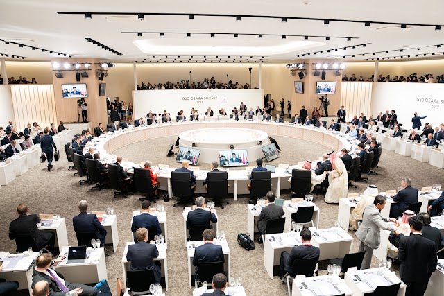 G20: A more equal post-COVID world - Atlantic Council on GEO´