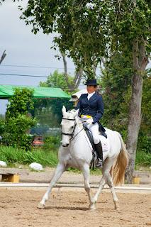 Eva Villeta &  Emir. Concursando en San Jorge